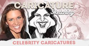 learn caricature sketching and how to capture a true likeness