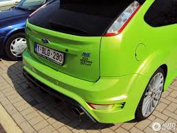 Focus Rs 2009 Exotic Car Spots Worldwide U0026 Hourly Updated U2022 Autogespot Ford