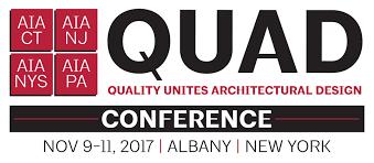 2017 aia quad conference quality unites architectural design