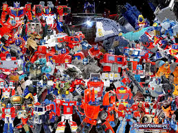 the transformers optimus prime disambiguation teletraan i the transformers
