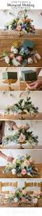 dinner table decoration best 25 table flower arrangements ideas on pinterest diy flower