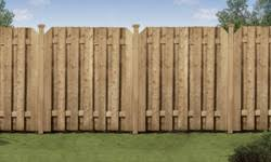 Backyard Fence Installation Services Rona Install Outdoor