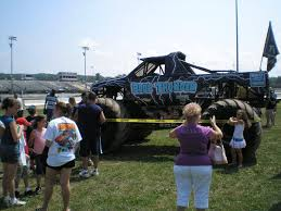 how long does a monster truck show last blue thunder truck wikipedia