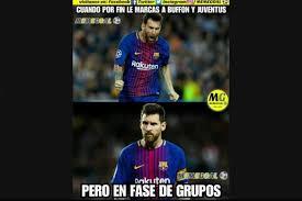 Memes Messi - memes se burlan de que lionel messi por fin le marca a gianluigi