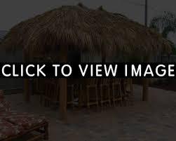 backyard hut backyard ideas
