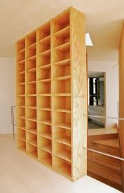 Woodworking Plans Wall Bookcase by Best 25 Plywood Bookcase Ideas On Pinterest Plywood Shelves