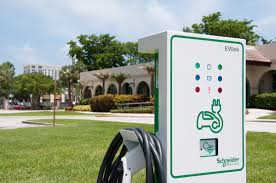 new electric vehicle charging stations are in boca raton boca