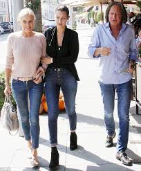 who dors yolanda fosters clothing yolanda foster posts picture of daughter bella hadid getting lyme
