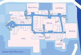 westfield mall map the best stores to visit at westfield garden state plaza in