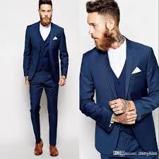blue 2015 groom tuxedos slim fit best suit formal evening