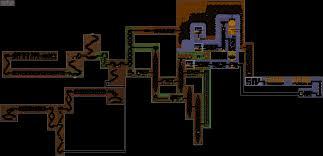 Metroid Nes Map Universe Of Metroid Metroid Ii Karte