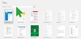 Lebenslauf Leere Vorlage Lebenslauf Mit Word Erstellen Kostenlose Vorlagen