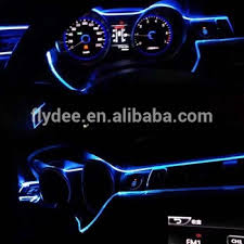 Interior Car Led Car Led Optical Fiber For Car Interior Dashboard Decoration