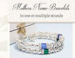 name bracelet make images Mothers name bracelets jpg