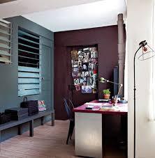 couleur bureau peinture bureau tendance couleur pour une chambre lepolyglotte