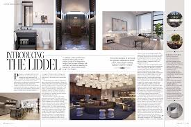 Haute House Home Furnishings Los Angeles Ca News The Liddel Luxury Residences On The Wilshire Corridor
