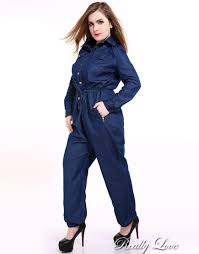 denim jumpsuit picture more detailed picture about cute ann