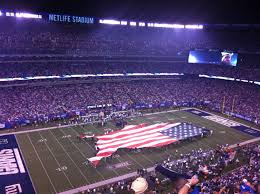 Dallas Cowboys American Flag The Dallas Cowboys Leave Metlife Stadium With A Win Over The New