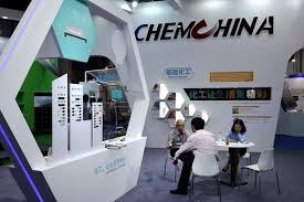 chemchina thrives at home on strategy of going out swi