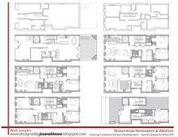 brownstone renovation u0026 addition jose robinson archinect