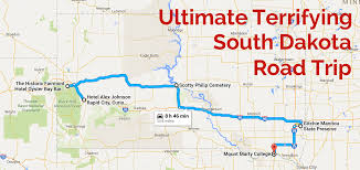South Dakota travel stories images The ultimate haunted south dakota road trip png