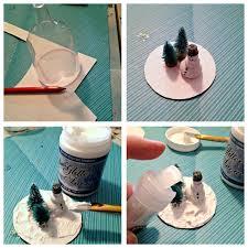 diy snow globe ornaments and all holidays