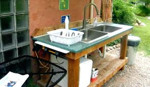 Outdoor Kitchen Sinks And Faucet Outdoor Kitchen Sink Faucet Modern Kitchen Faucets Goalfinger