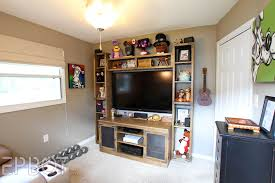 small video game room ideas epbot big reveal johnus game room