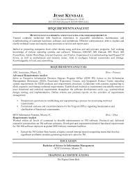 Sample Federal Budget Analyst Resume by Resume Requirements Uxhandy Com