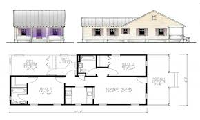 Lakeside Cottage House Plans by One Story Creole Cottage House Plans