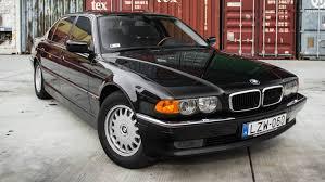 bmw es totalcar tesztek használtteszt bmw 750ia 1998
