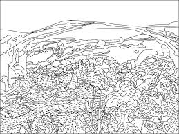 coloring pages coloring pages adults landscapes 3 jpg