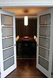 astounding frosted french doors interior bedroom doors with glass