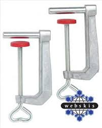 Swix Waxing Table by Swix T0790 K Profile Clamps Webcyclery Webskis Bend Or
