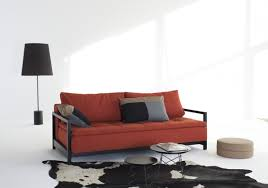 Orange Sofa Bed by Bifrost Dual Sofa Bed