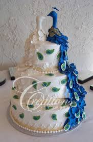 peacock wedding cake topper 2015 wedding cakes creations by