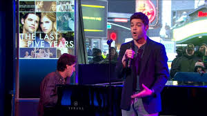 jeremy jordan performs u0027moving too fast u0027 from new movie musical