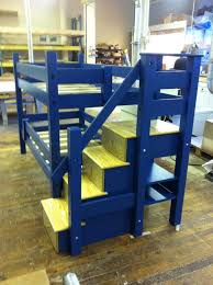 Maine Bunk Beds Maine Bunk Beds Non Toxic And The Stairs Are For Storage
