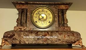 Grandpa Clock On The Verge Finding Your Tipping Point U2013 Part 2 U201cthe Verge