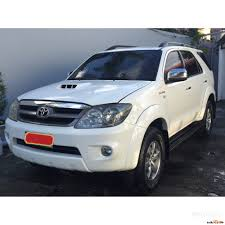 toyota fortuner 2005 car for sale tsikot com 1 classifieds