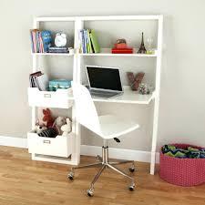 shelves little sloane leaning desk white leaning shelf desk ikea