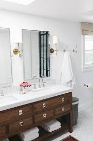 Chandelier Bathroom Vanity Lighting Bathroom Vintage Mosaic Floor Tile With Arts And Crafts Vanity