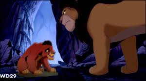 lion king scar u0027s story crossover