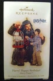 hallmark keepsake ornament harry potter professor dumbledore