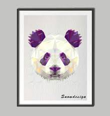 Home Decor Wall Posters Compare Prices On Panda Wall Art Online Shopping Buy Low Price