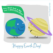 Happy Earth Day! April 22, 2013 8:26 am