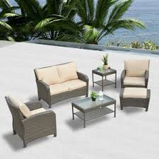 Outdoor Sofa Sets by Garden Sofa Sets Wayfair Co Uk