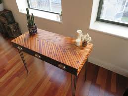 reclaimed wood l shaped desk l shaped desk reclaimed wood and steel dream 4 10266 interior home