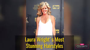 how to get laura wright s healthy hair general hospital s laura wright shares her hair care secrets