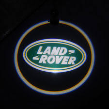 range rover welcome light 2x for land rover cree 3w led car door logo shadow ghost laser
